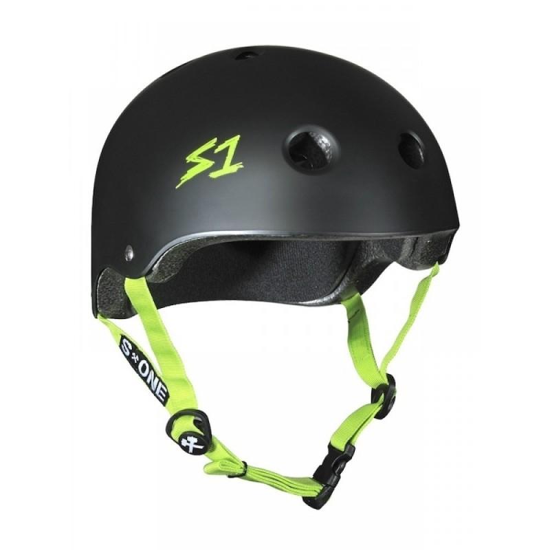 S1 Lifer Helm Green Strap