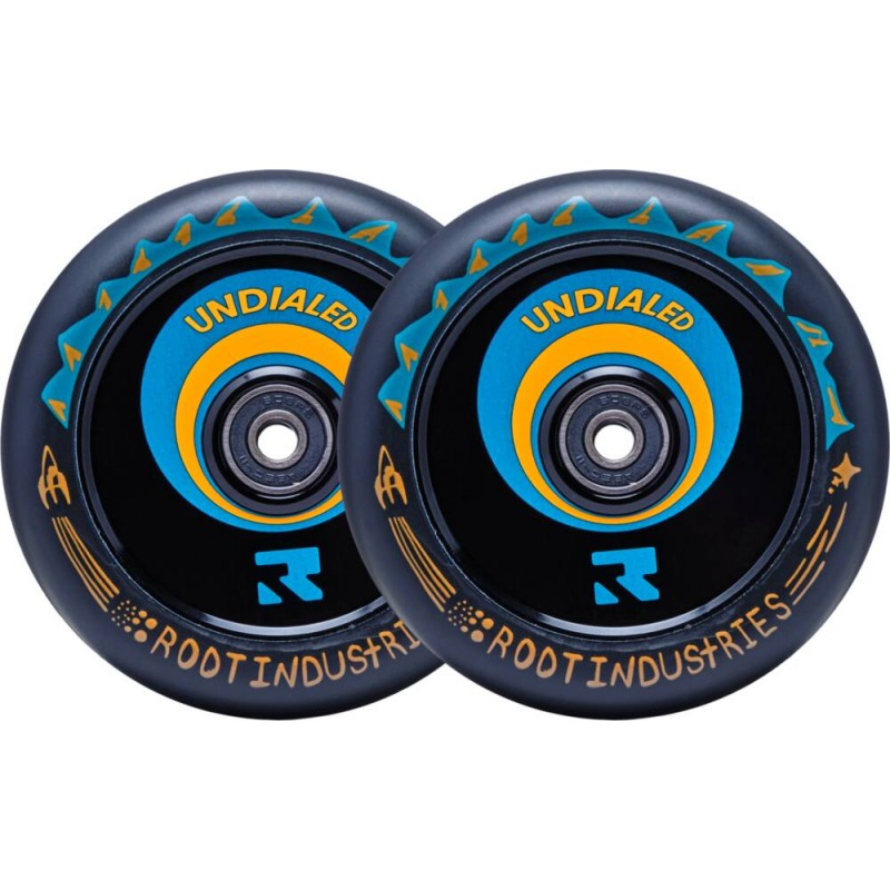 Root Air Undialed Wheels 120mm