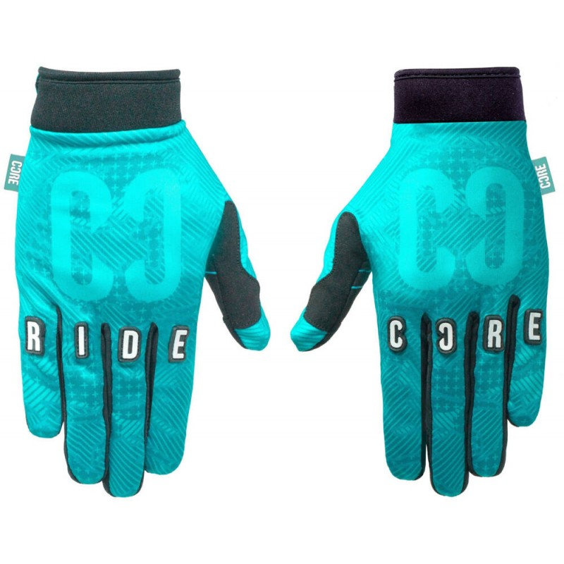 Core Protection Gloves Teal