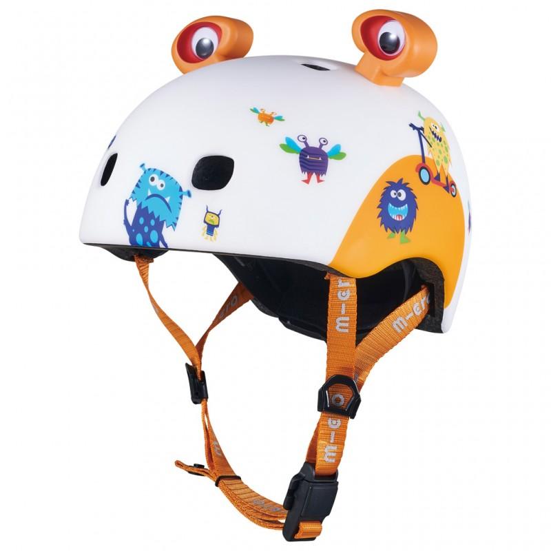 Micro Helm 3D Monsters