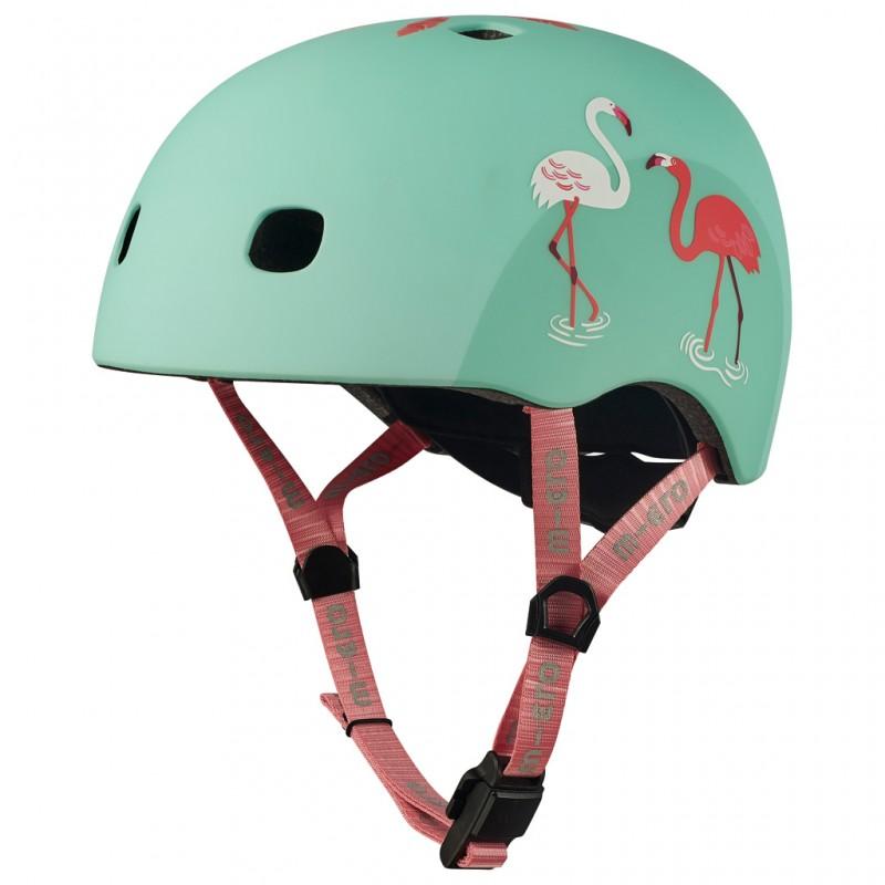 Micro Helm Flamingo