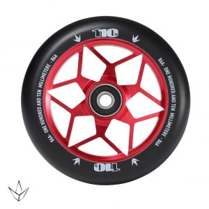 Blunt Diamond Wheel