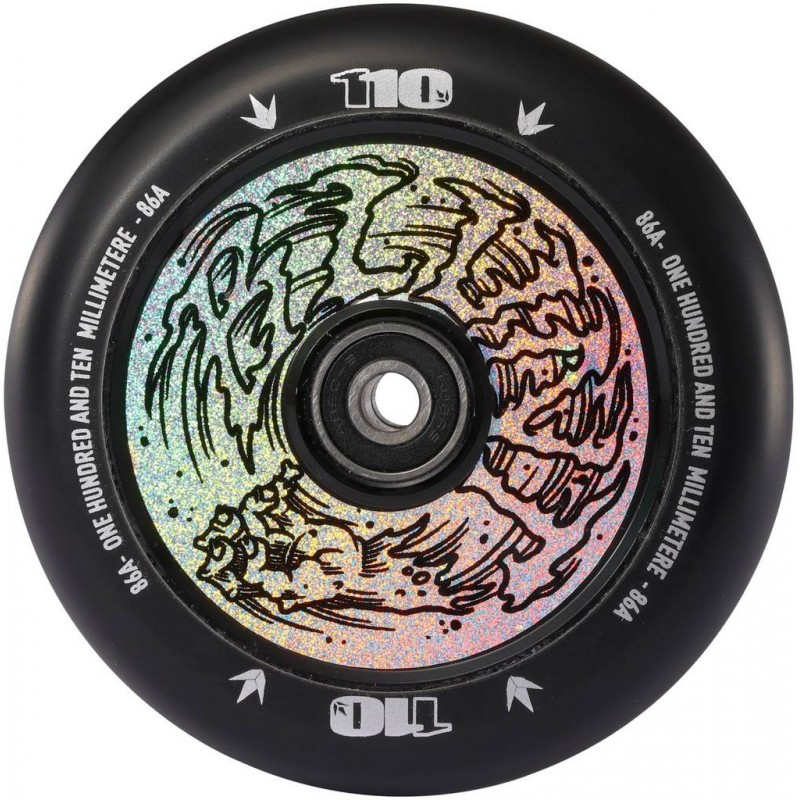 Blunt Hollow 110 Wheel Hand