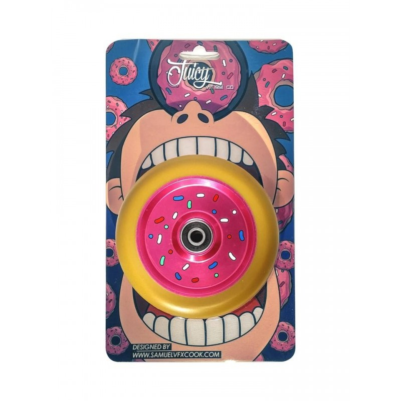 Juicy Donut Wheel