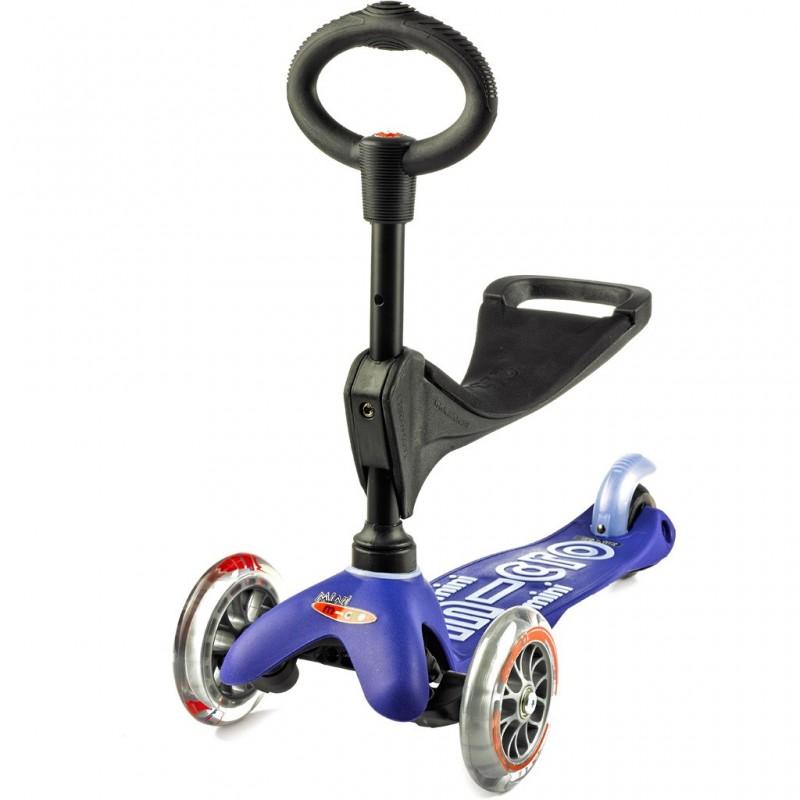 Micro Mini 3in1 Deluxe Kinderroller