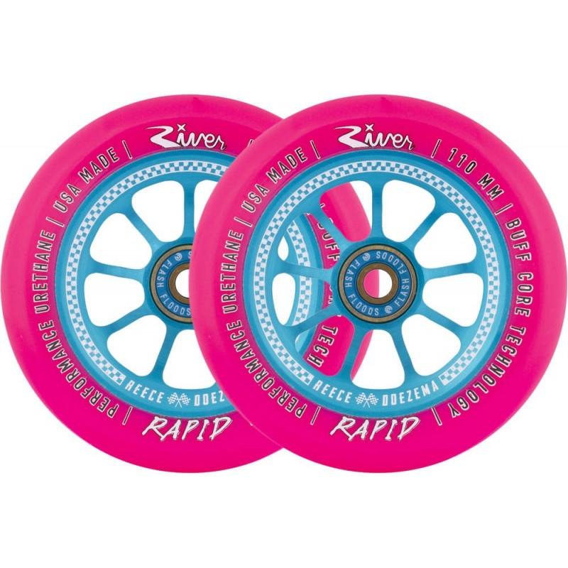 River Checkmate Reece Doezema Wheel
