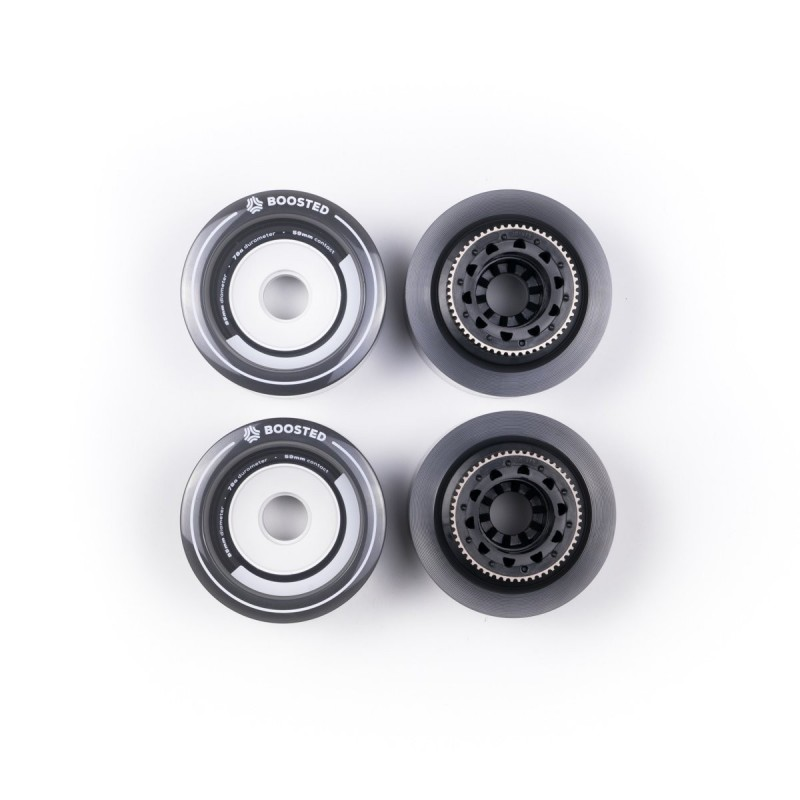 Boosted Stratus Wheels Set