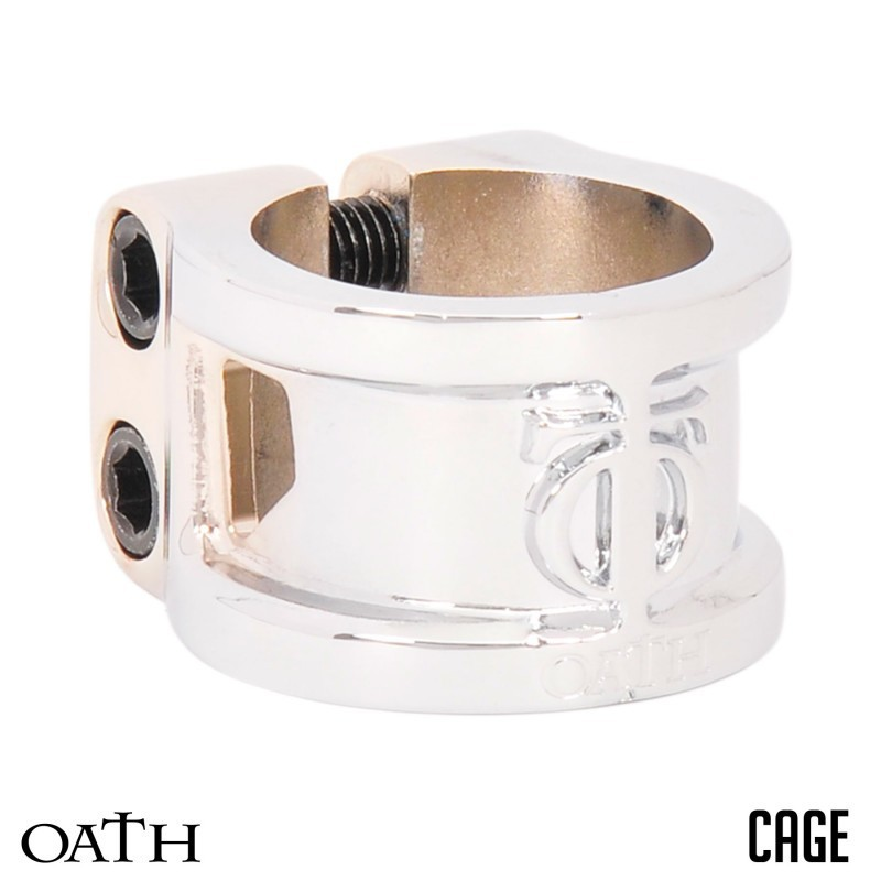 Oath Cage Double Clamp