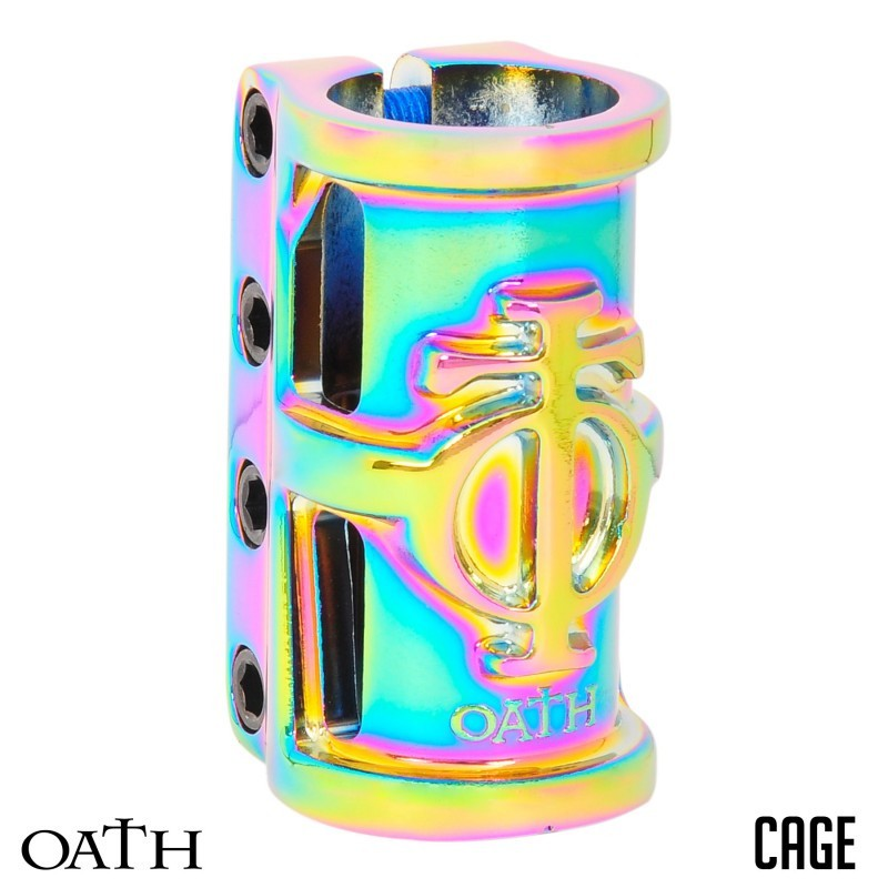 Oath Cage SCS Clamp