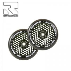 Root Honeycore Wheels Black PU