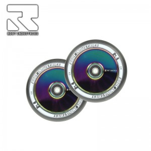 Root Air Wheels Black 110mm