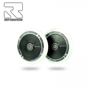 Root Air Wheels White 110mm
