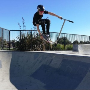 Skateboard Consolidated Our Land
