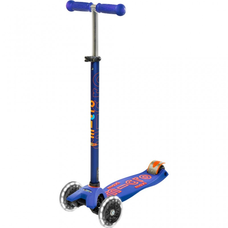 Micro Maxi Deluxe Kids Scooter LED