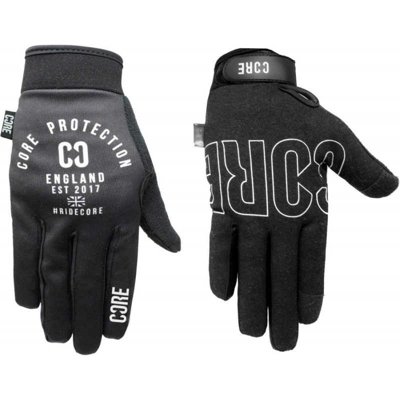 Core Protection Gloves Black