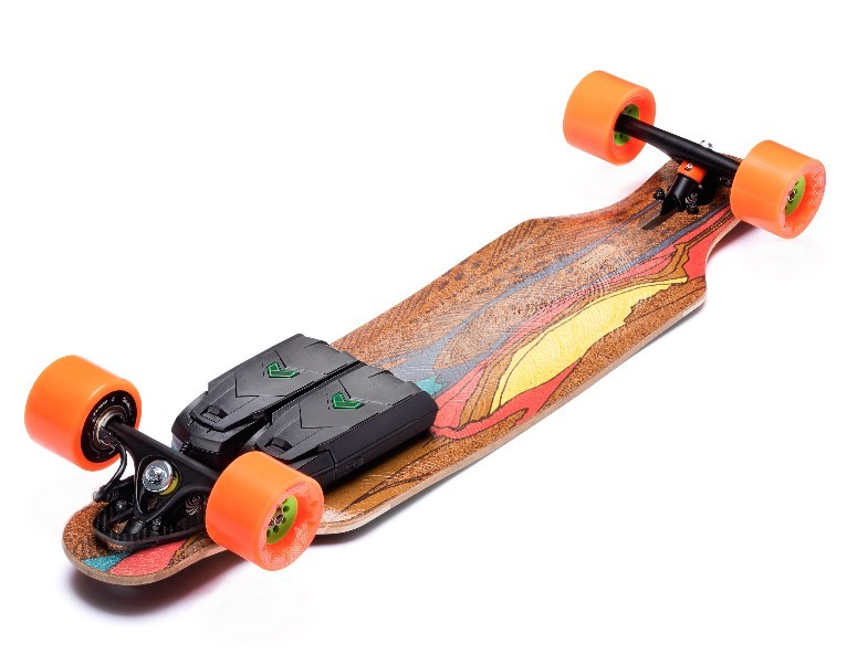Unlimited Loaded Icarus Race E-Skateboard