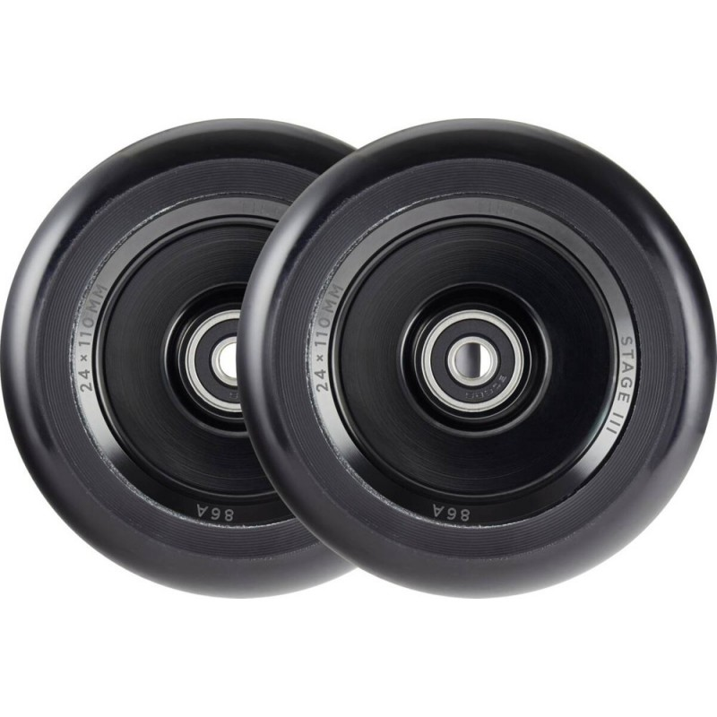 TILT Durare Fullcore 120mm Wheels