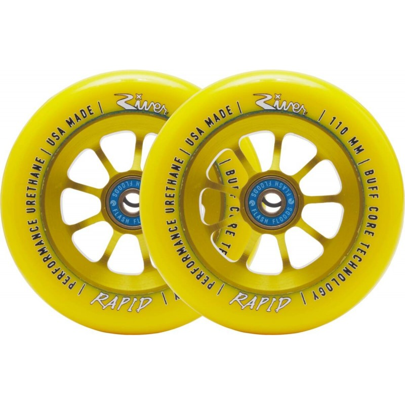 River Yellow Wheel