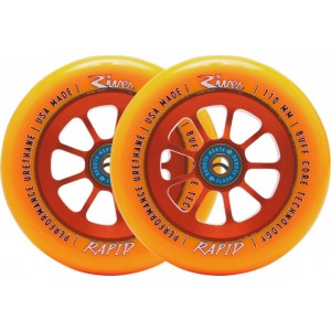 River Orange Wheel