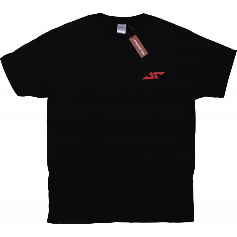 JP Logo T-shirt Black