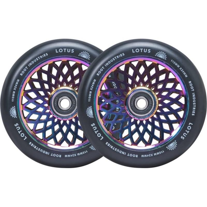 Root Lotus Wheels