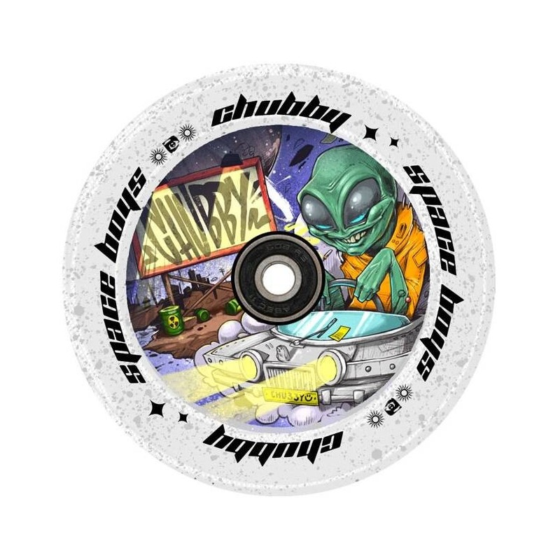 Chubby Spaceboy Wheel