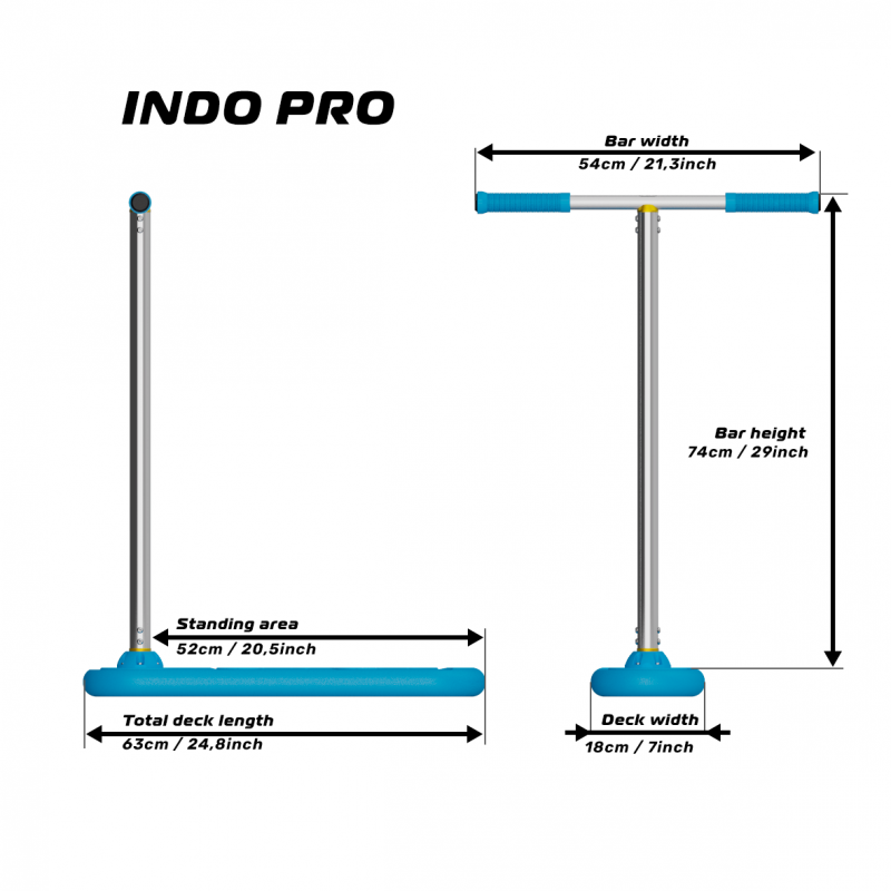 Indo the Trick Scooter Pro