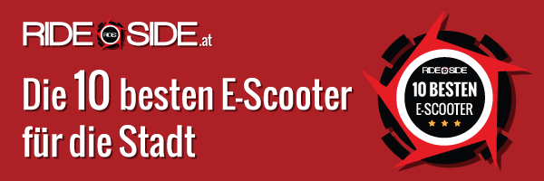 10 beste e-scooter