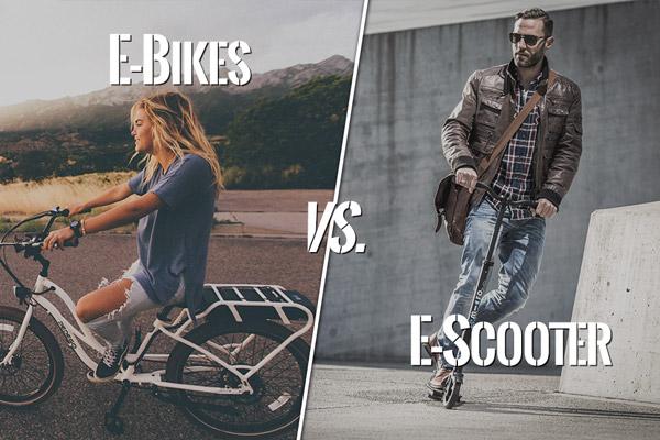 E-bikes-vs-E-scooters