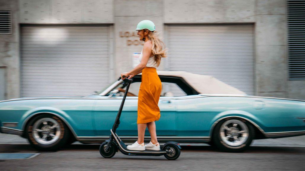 Die neuen E-Scooter Regeln im Überblick