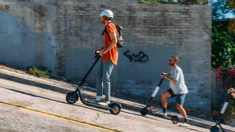E-Scooter fahren in Österreich