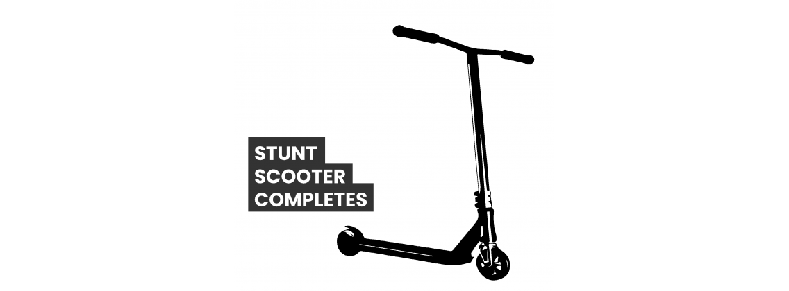 Stunt Scooter Completes - Riesen Auswahl bei RideSide Scooters