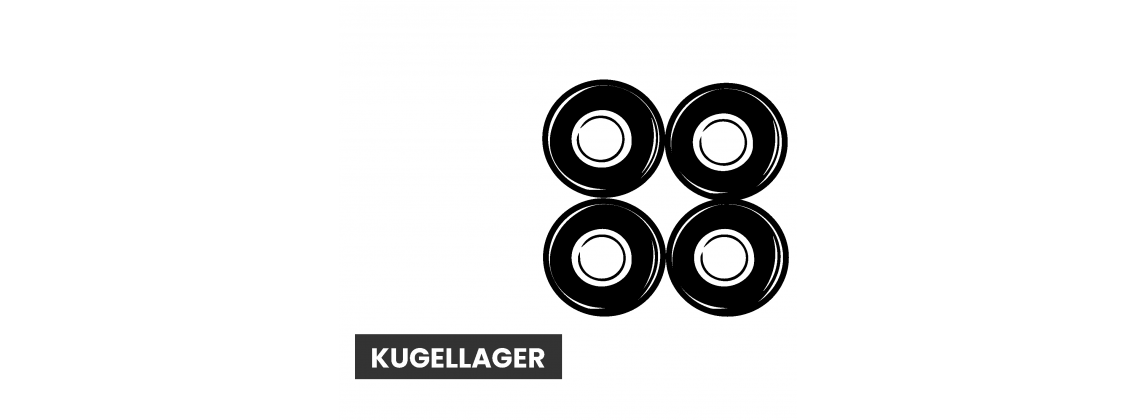 Scooter Kugellager- Hol dir deine Bearings bei RideSide Scooters