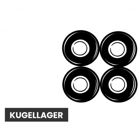 Kugellager & Spacers