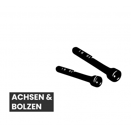 Achsen & Bolzen
